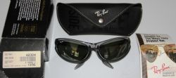 4e5f0486d4f Ray Ban W2324 Side Street Skyline Smoked Grey with Silver mirror lens New  Listing